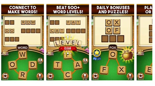 Game xếp hình Wealth Words