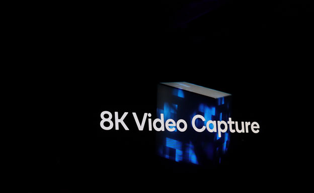Chip Snapdragon 865 quay được video 8k