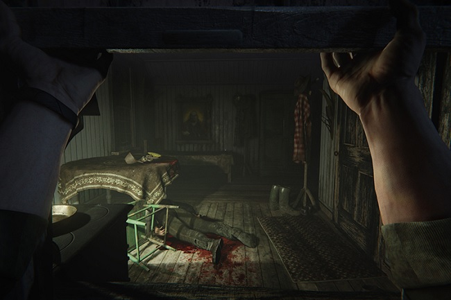 Game Outlast