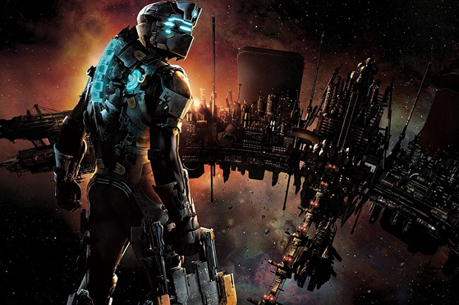 Một cảnh trong game Dead Space
