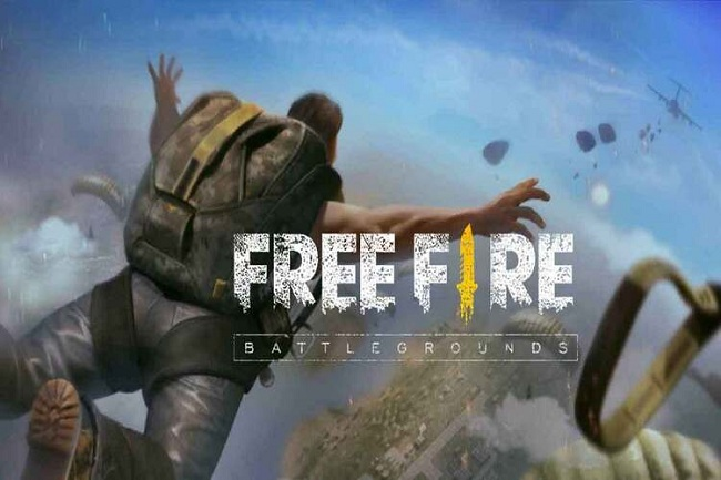 Game Free Fire: Battlegrounds