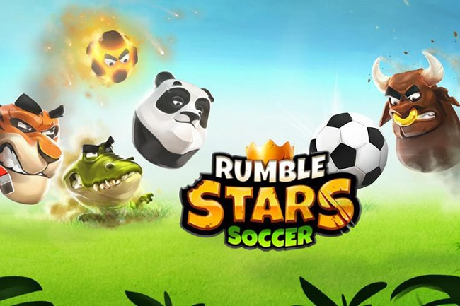 Game Rumble Stars Soccer