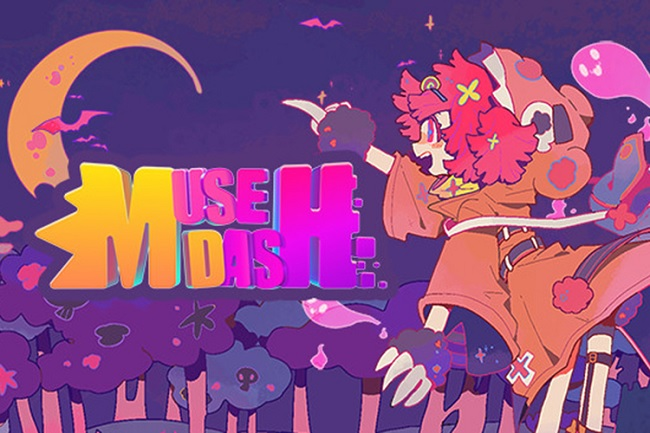 Tựa game Muse Dash