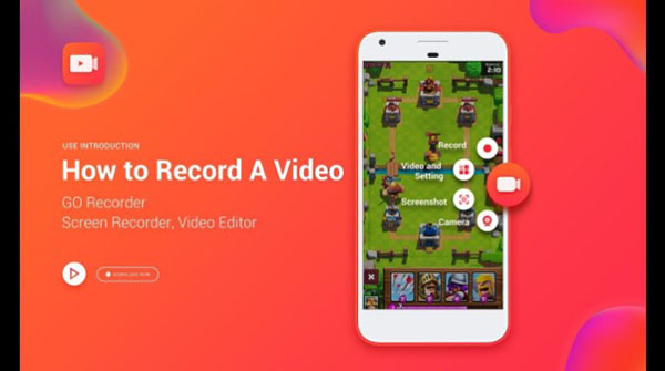 Ứng dụng Go Record: Screen Recorder cho iOS