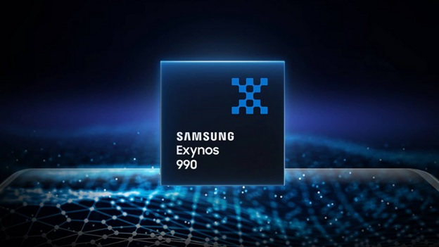 Chip Exynos 990 trên Galaxy Note 20