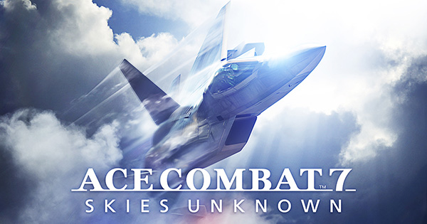 Ace Combat 7: Skies Unknown nằm trong loạt game Ace Combat