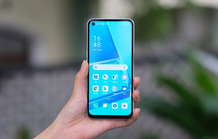 OPPO A53 sử dụng chip Snapdragon 460