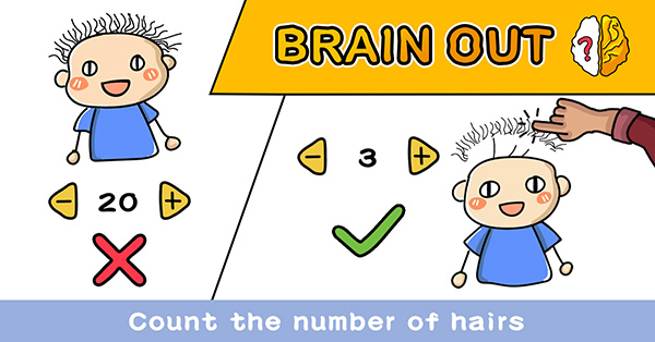 Game bựa Brain out