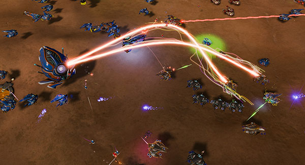 Game Ashes of the Singularity cực hay trên PC