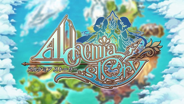 Game AlchemiaStory