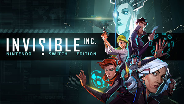Game Invisible Inc