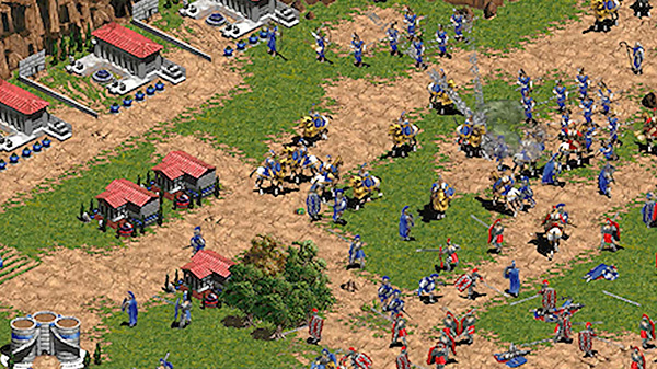 Game Age of Empires (hay gọi Đế Chế) nổi tiếng