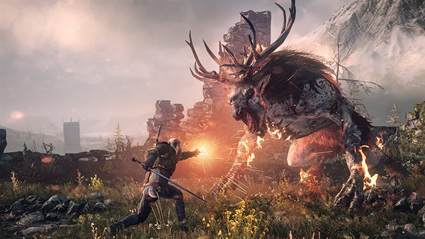 Game The Witcher 3: Wild Hunt