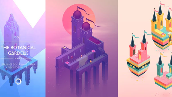 Game Indie Monument Valley
