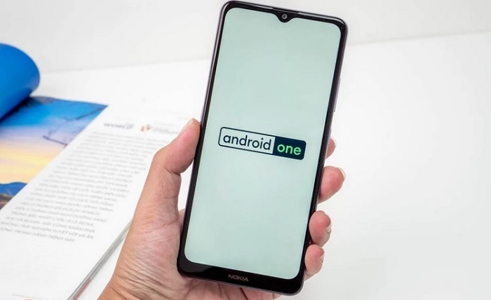 Nokia 2.4 sử dụng giao diện Android One
