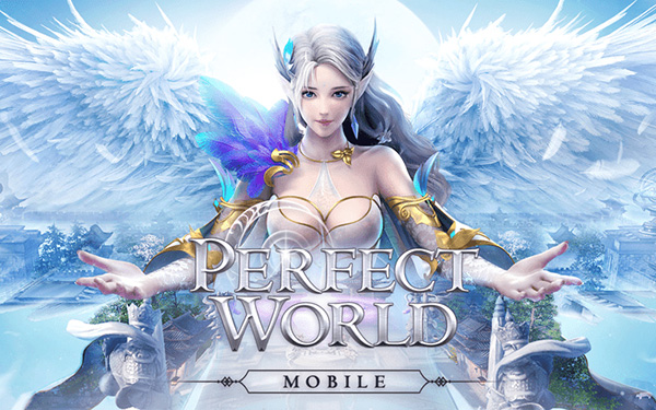 Game nhập vai mobile Game Perfect World VNG