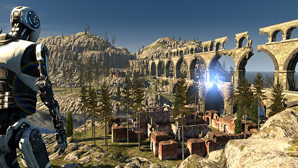 Game The Talos Principle