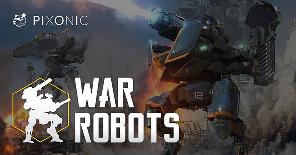 Game War Robots