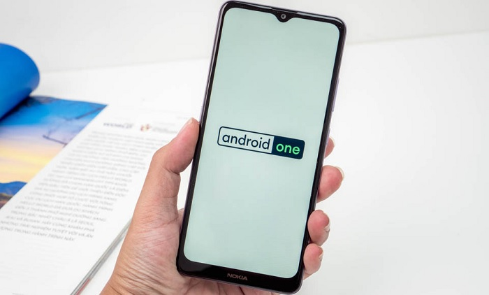 Nokia 2.4 sử dụng Android One