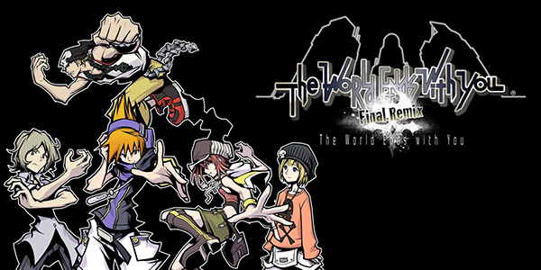 Game tay cầm trên PC The World Ends With You