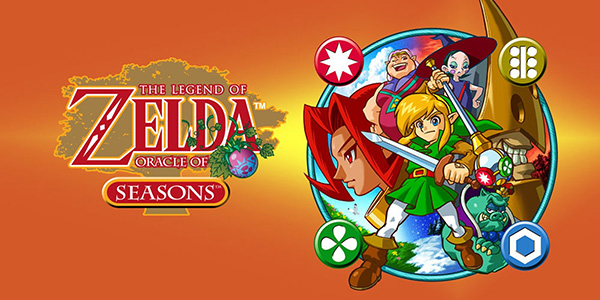 Game tay cầm trên PC The Legend of Zelda: Oracle of Seasons