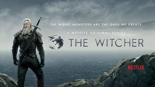 Game nhập vai hay cho pC The Witcher series