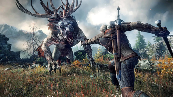 Game nhập vai online PC The Witcher 3