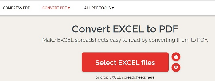 Chọn Select Excel Files