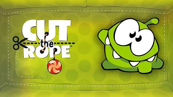 Game xả stress Cut the Rope
