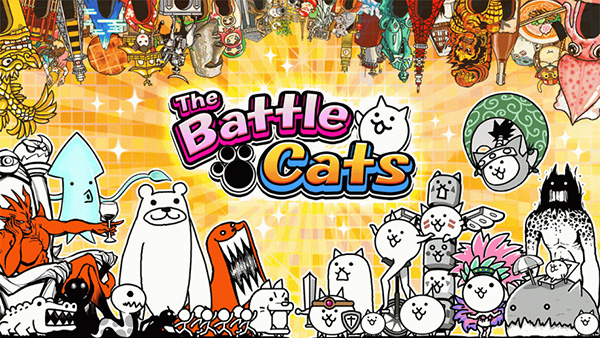 Game xả stress The Battle Cats