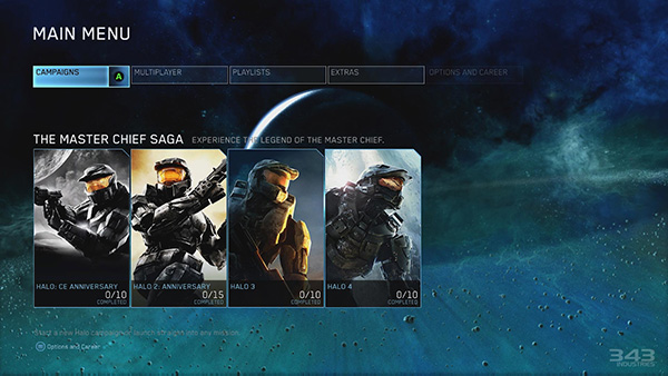 Game Offline trên steam Halo: The Master Chief Collection