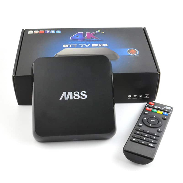 Android TV Box MBOX M8S