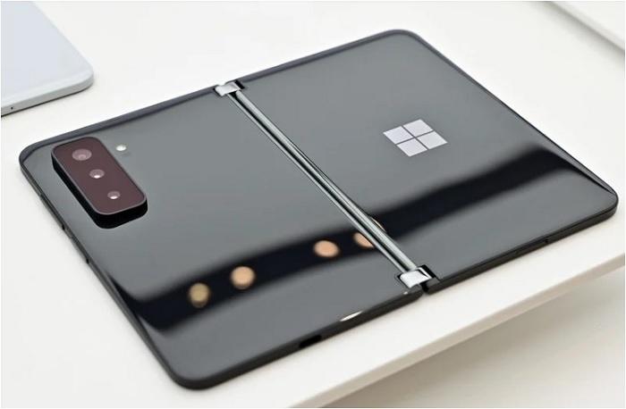 Camera của Surface Duo 2